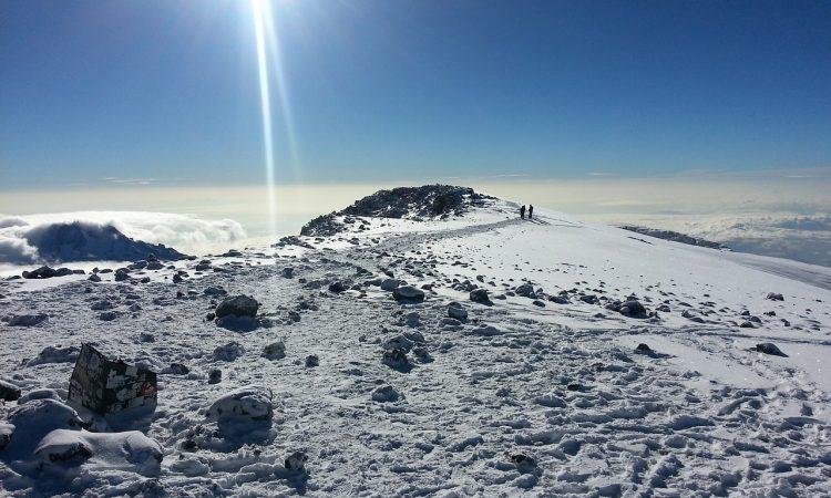 How High is Mount Kilimanjaro