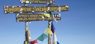 Success rate of reaching the Kilimanjaro Summit