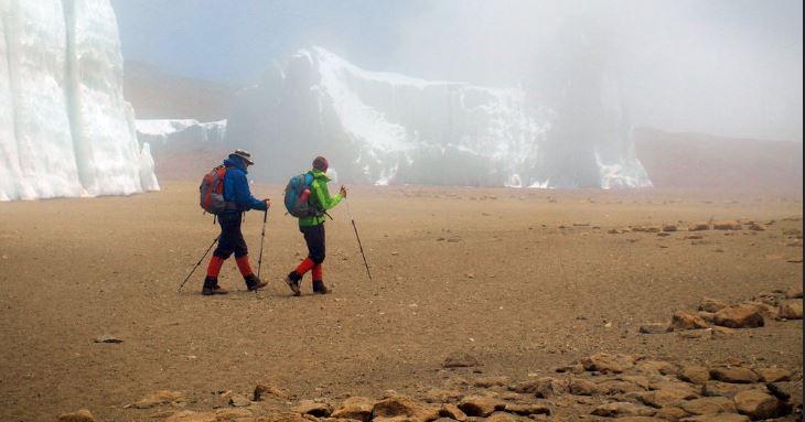 6 Days Lemosho Trekking Safari